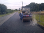 Dunmow Bypass AC 32 Base 200mm thick 70mm AC 20 Binder & 40mm 10mm SMA Clause 942   12000m2